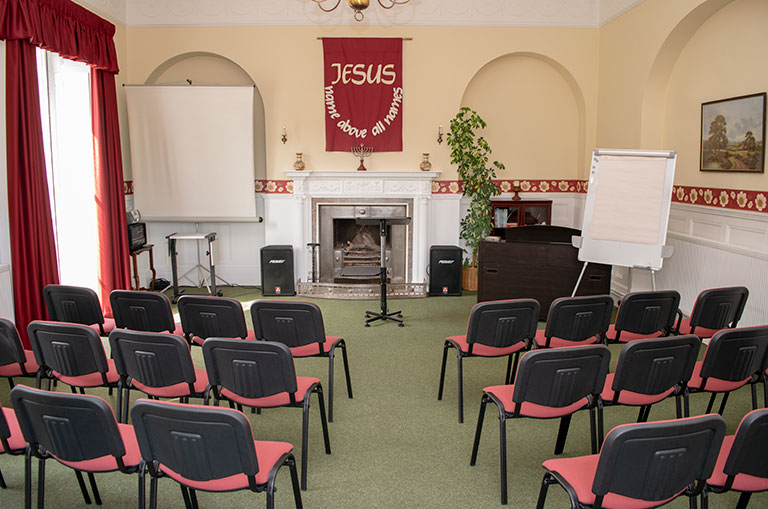 The Main Lounge with Conference and Seminar Facilities