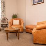 Little Cedar Room seating area