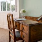 Pine Room – desk by the window