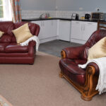 Oak Room – Living Area and Kitchen
