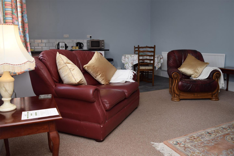 Oak Room – Living Area